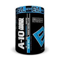 BCAA аминокислоты Evlution Nutrition A-10 Amino Matrix (384 г)