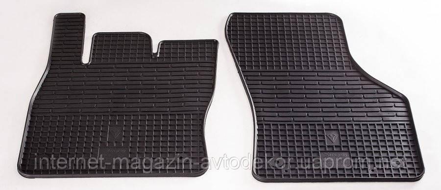 Ковры салона VW Golf VII 13-/Audi A3 12-/Seat Leon III 12-/Skoda Octavia III 13- (передние-2шт)