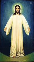 Икона «Спас в белом хитоне»