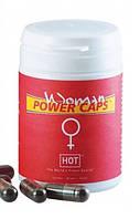 Возбуждающие капсулы для женщин HOT Power caps, 60 шт.