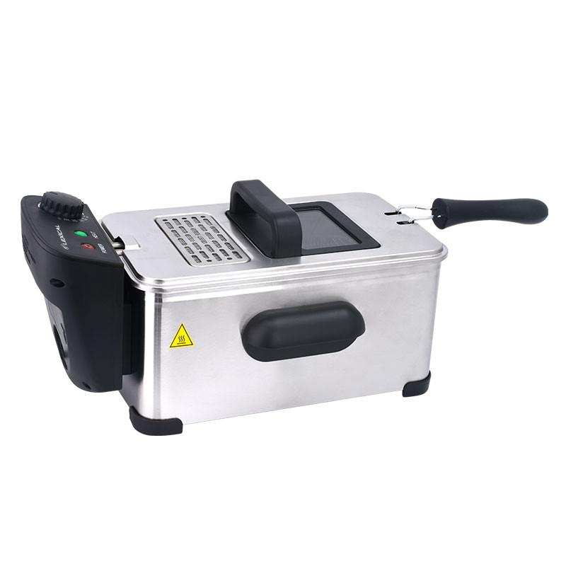 Фритюрниця LEXICAL LDF-3105 регулювання температури 3 л 2000 Вт