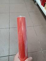 Папір пакувальний Червоний + червоний (70см х 8м)