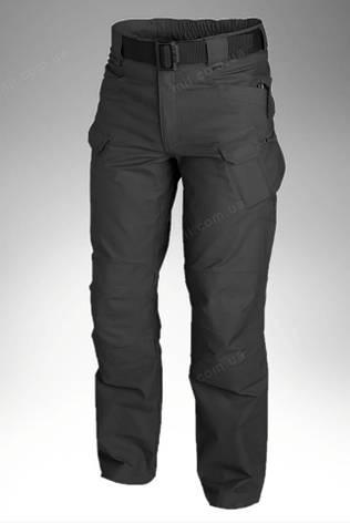 Тактические брюки / штаны Helikon Tex UTP Urban Tactical Pants black (черный), фото 2