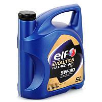Моторное масло Total ELF Evolution Full-Tech FE 5W-30 5л