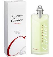 "Мужская туалетная вода ""Cartier Declaration Cologne"" обьем 100 мл"