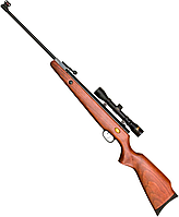 Пневматична гвинтівка Beeman Teton Gas Ram + Приціл 4х32