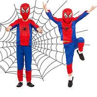 Новогодний костюм Человека-Паука размер L