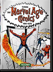 Книга The Marvel Age of Comics 1961-1978. Автор - Roy Thomas (Taschen)
