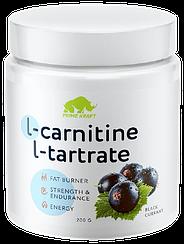 Жиросжигатель L- carnitine Prime Kraft  Черная Смородина (200 грамм)