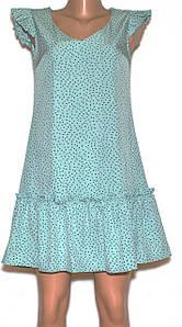 Легке літнє плаття 952* 42,44,46,48