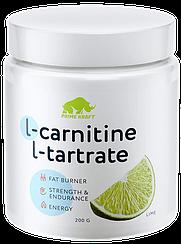 Жиросжигатель L- carnitine Prime Kraft Лайм  (200 грамм)