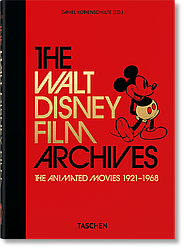 Книга The Walt Disney Film Archives. The Animated Movies 1921-1968. Автор - Daniel Kothenschulte (Taschen)