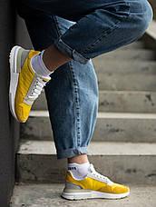 Женские кроссовки Adidas ZX 500 RM Bold Gold CG6860, фото 3