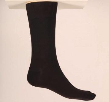Шкарпетки жіночі бамбукові Bross чорні