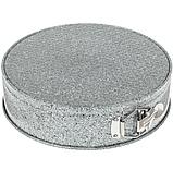 Набір роз'ємних круглих форм для випічки Granit Maestro MR-1125 | форми для випікання 3 шт Маестро, Маестро, фото 5
