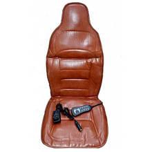 Масажер накладка на сидіння JB-616B | масажер всього тіла | масажер в машину | масажний килимок