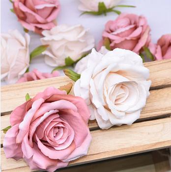 Искусственные головки цветов