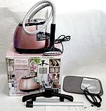 Отпариватель DSP KD6019 2,1л 2000 Вт ручной вертикальный для одежды | Пароочиститель | Паровой утюг, фото 3