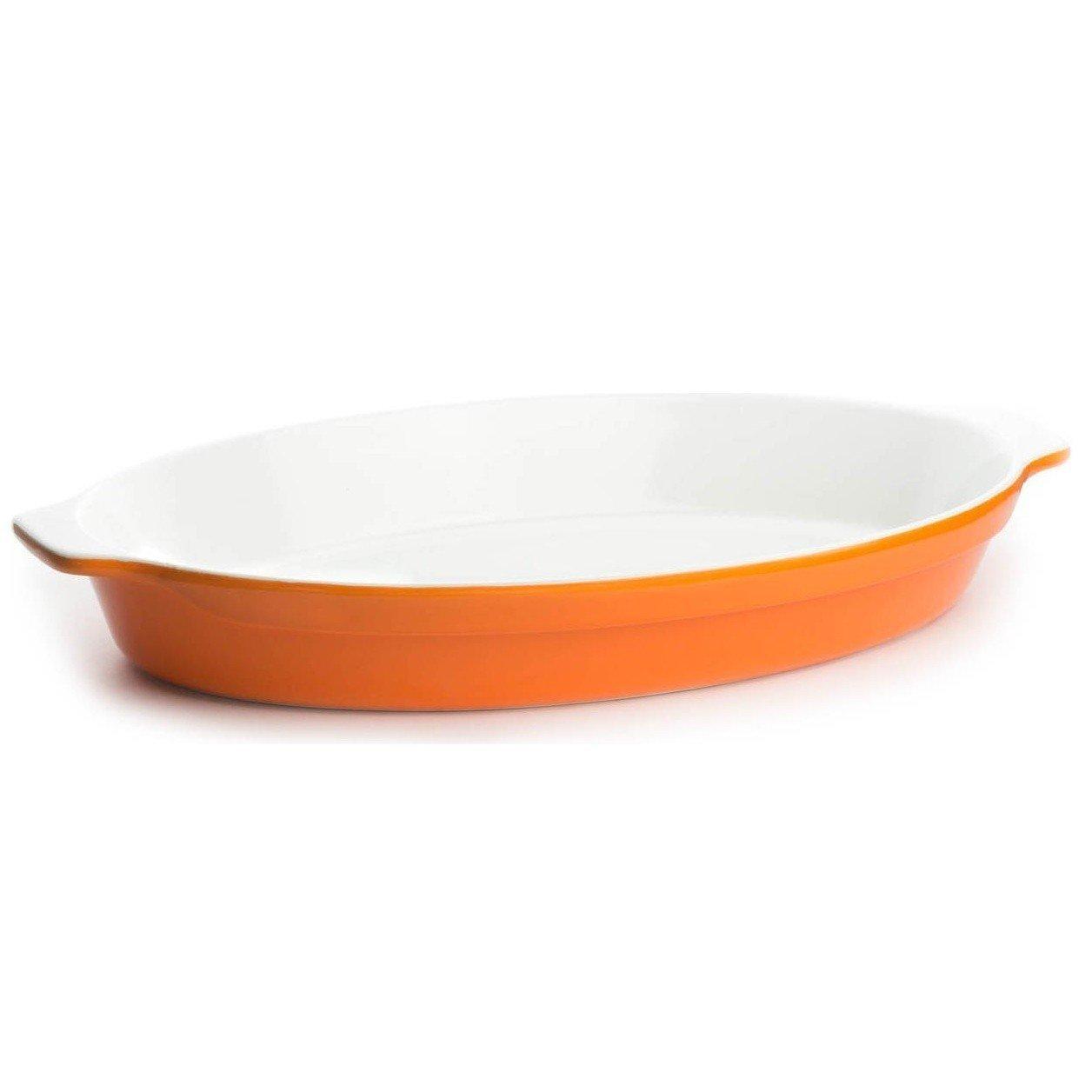 Форма для запекания Maestro MR-11742-42 оранжевая   форма для выпечки Маэстро   противень с ручками Маестро