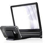 3D збільшувач екрана телефону Enlarge screen F1   універсальне збільшувальне скло, фото 2