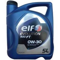 Моторное масло Total ELF Evolution 900 FT 0W-30 4л