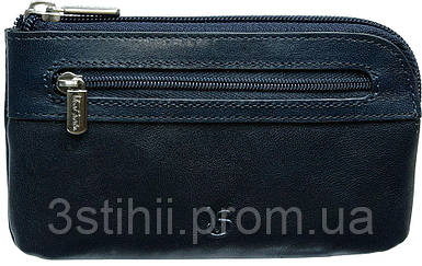 Ключница кожаная Tony Perotti Via Sorte 3597-VS navy Синяя