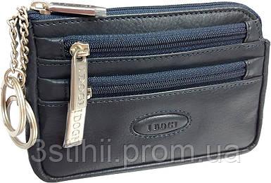 Ключниця шкіряна Tony Perotti Cortina 5016-CR navy Синя