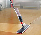 ОПТ Швабра с распылителем универсальная Healthy Spray Mop для полов и окон, фото 4