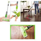 ОПТ Швабра с распылителем универсальная Healthy Spray Mop для полов и окон, фото 7