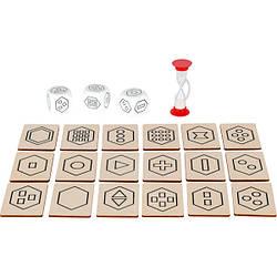 """Гра-тренування для розвитку концентрації уваги """"Терапія - Кубики з піктограмами"""""""