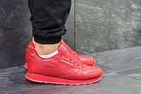 Мужские кроссовки в стиле Reebok Рибок Classic Red, красные 44 (28,2 см), KS 550