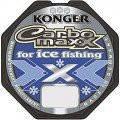ЛЕСКА Konger CARBOMAXX ICE 0.12mm/50m
