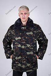 Бушлат Камуфляжний Зимовий Б-Одеса