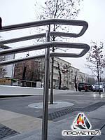 Разделители потока на ступени из металла для школ, садиков, вокзала, метро, в парк и для дома - узнать цену, фото 1