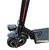 """Електросамокат Crosser T4 10"""" з сидінням цілий. спідометр чорний   Електричний самокат Кроссер Т4, фото 3"""