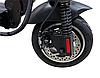 """Електросамокат Crosser T4 10"""" з сидінням цілий. спідометр чорний   Електричний самокат Кроссер Т4, фото 4"""