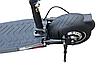 """Електросамокат Crosser T4 10"""" з сидінням цілий. спідометр чорний   Електричний самокат Кроссер Т4, фото 5"""