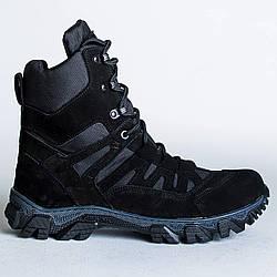 Ботинки Тактические, Зимние Апачи Черный
