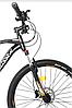 """Велосипед Crosser Jazzz 29"""" Hydraulic LTWOO+SHIMANO рама 21"""" черв.   Гірський велосипед гідравліка Кроссер, фото 4"""