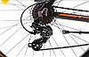 """Велосипед Crosser Jazzz 29"""" Hydraulic LTWOO+SHIMANO рама 21"""" черв.   Гірський велосипед гідравліка Кроссер, фото 5"""