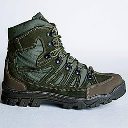 Ботинки Тактические, Зимние Комбат Олива