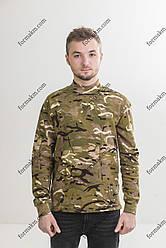 Гольф Військовий з начосом Зимовий Мультикам