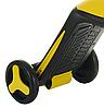 Беговел 3 в 1 FL868 з музикою жовтий (від 1 року) дитячий триколісний велосипед, самокат з підсвічуванням, фото 4