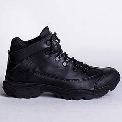 Ботинки Тактические, Зимние Шторм Черный