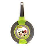 Сковорода Maestro MR-1209-24 (антипригарне покриття Granite, Ø 24 см) | сотейник Маестро | сковорідка Маестро, фото 2