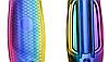 Пенні Борд - скейт Penny Board 26 Хамелеон зі світними колесами, двосторонній забарвлення   пенниборд, фото 7