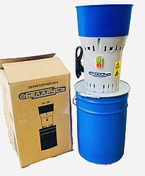 Зернодробарка БІЛОРУСЬ ДЗ-25 (1,3 кВт, 300 кг/годину) | кормоізмельчітель, крупорушка, дробарка, корморезка