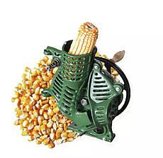 Ручна лущилка для кукурудзи ЛЩ-2 | Кукурузолущилка ручна (електро) для качанів кукурудзи 150-200 кг в годину