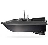 Прикормочный кораблик для риболовлі з пультом з 1 бункером | Човен, катер для підгодовування риби на, фото 3