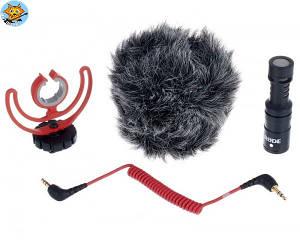 Микрофон конденсаторный Rode Videomicro